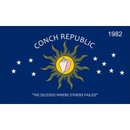 Vlag Conch Republic vlag