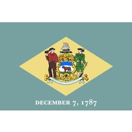 Vlag Delaware State flag