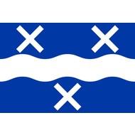 Vlag Cromstrijen Gemeentevlag