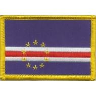 Patch Cape Verde vlag patch