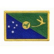 Patch Christmas Island vlag patch