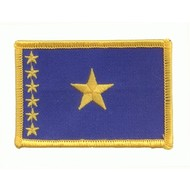 Patch Congo Kinshasa flag patch