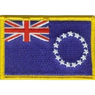 Patch Cook Eilanden vlag patch
