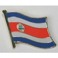 Speldje Costa Rica pin