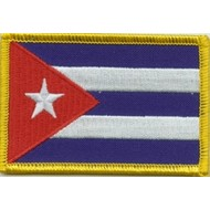 Patch Cuba flag Patch