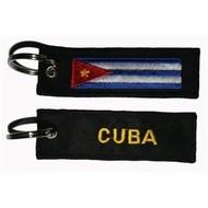 Sleutelhanger / Keyring Cuba keyring