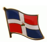 Speldje Dominican Republic Pin