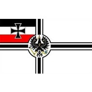 Vlag German Imperial Marine flag