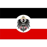 Vlag Duits Kameroen vlag