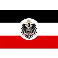Vlag Duits Kameroen