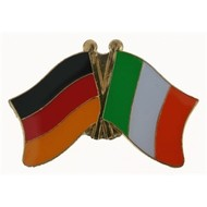Speldje Germany Ireland flag Friendships Pin