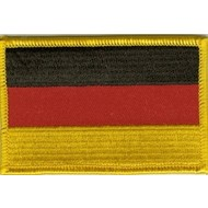 Patch Duitsland vlag patch