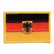 Patch Duitsland vlag patch Adelaar
