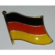 Speldje Germany flag lapel pin