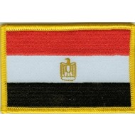 Patch Egypte vlag patch