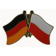 Speldje Germany Poland Friendship Pin