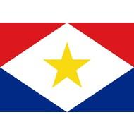 Vlag Saba Gemeente flag