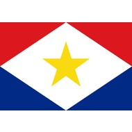 Vlag Saba Gemeente