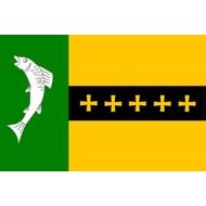 Vlag Woudrichem Gemeente