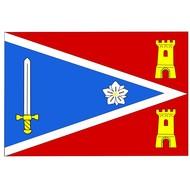 Vlag Zaltbommel Gemeentevlag