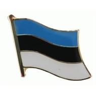 Speldje Estonia flag lapel pin