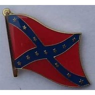 Speldje Confederate pin