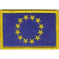 Patch Europa EU vlag patch