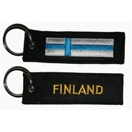 Sleutelhanger / Keyring Finland  Keyhanger keyring
