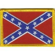 Patch Confederate Rebel Patch