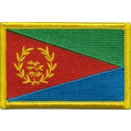 Patch Eritrea flag Patch