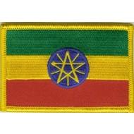 Patch Ethiopia vlag