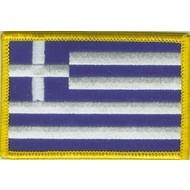 Patch Griekenland vlag patch