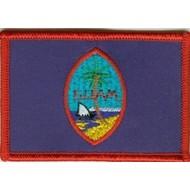 Patch Guam vlag patch