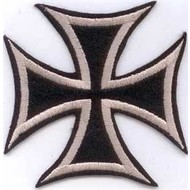 Patch Iron Cross Ijzeren Kruis patch