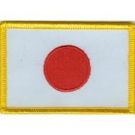Patch Japan vlag patch