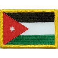 Patch Jordanie vlag patch