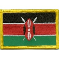 Patch Kenia vlag patch
