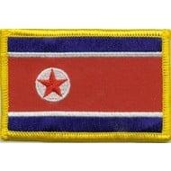Patch Korea Noord