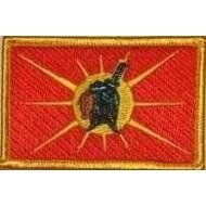 Patch Mohawk Indian vlag patch