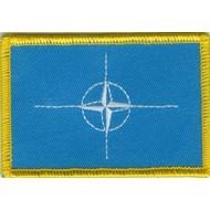Patch NATO NAVO vlag patch