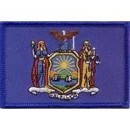 Patch New York vlag