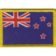 Patch Nieuw Zeeland vlag patch