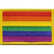 Patch Regenboog Rainbow