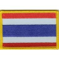 Patch Thailand vlag patch