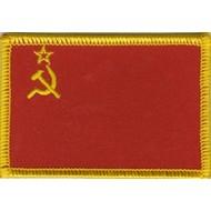 Patch USSR Sovjet Unie vlag patch