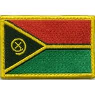 Patch Vanuatu vlag