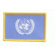 Patch Verenigde Naties vlag patch United Nations
