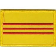 Patch Vietnam Zuid vlag patch