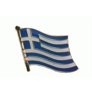 Speldje Griekenland vlag speldje