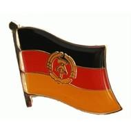 Speldje East Germany DDR flag lapel pin